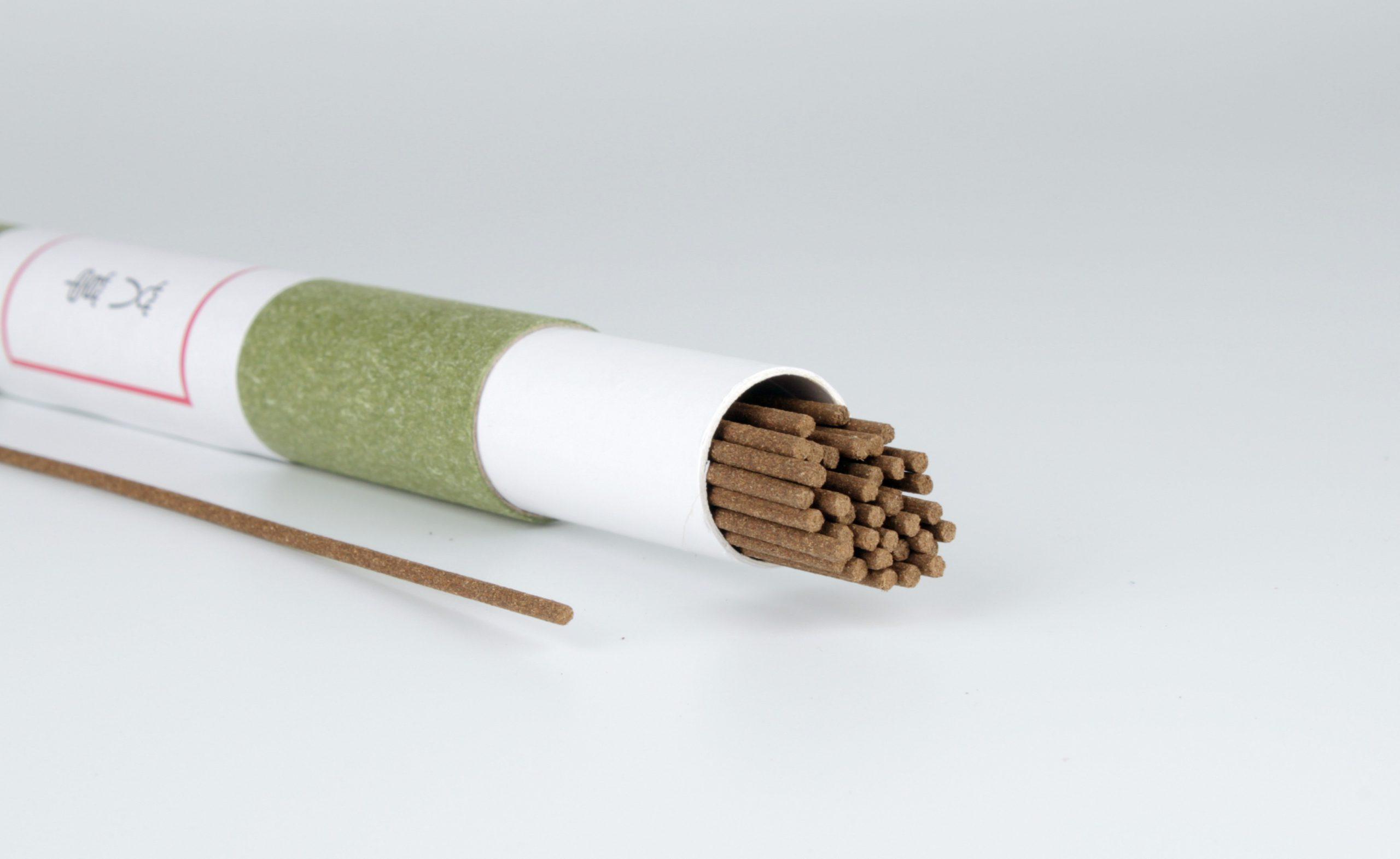 Incense Stick Chinese Mugwort 20 G Fulu Art